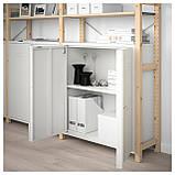 IKEA IVAR (303.815.93) Шкаф, белый, фото 6