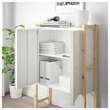IKEA IVAR (303.815.93) Шкаф, белый, фото 7