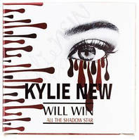 Хайлайтер - бронзатор Kylie WILL WIN (ПАЛІТРОЮ ПО 3 ШТ А №1,5,8, В № 3,6,7) 694