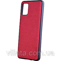 Чехол AIORIA Textile PC+TPU для Samsung Galaxy M31s