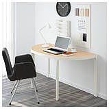 IKEA Основа для стола BEKANT ( 802.528.76), фото 2