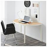 IKEA Основа для стола BEKANT ( 802.528.76), фото 3