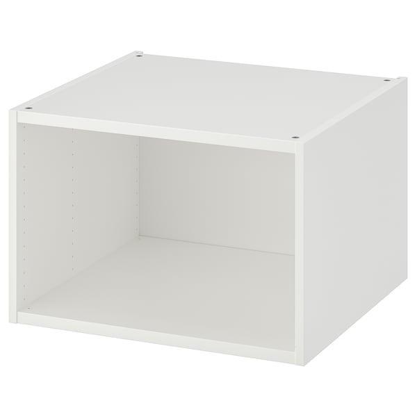 PLATSA ПЛАТСА Каркас - білий - IKEA