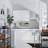 KNOXHULT КНОКСХУЛЬТ Кухня - глянцевий білий - IKEA, фото 8