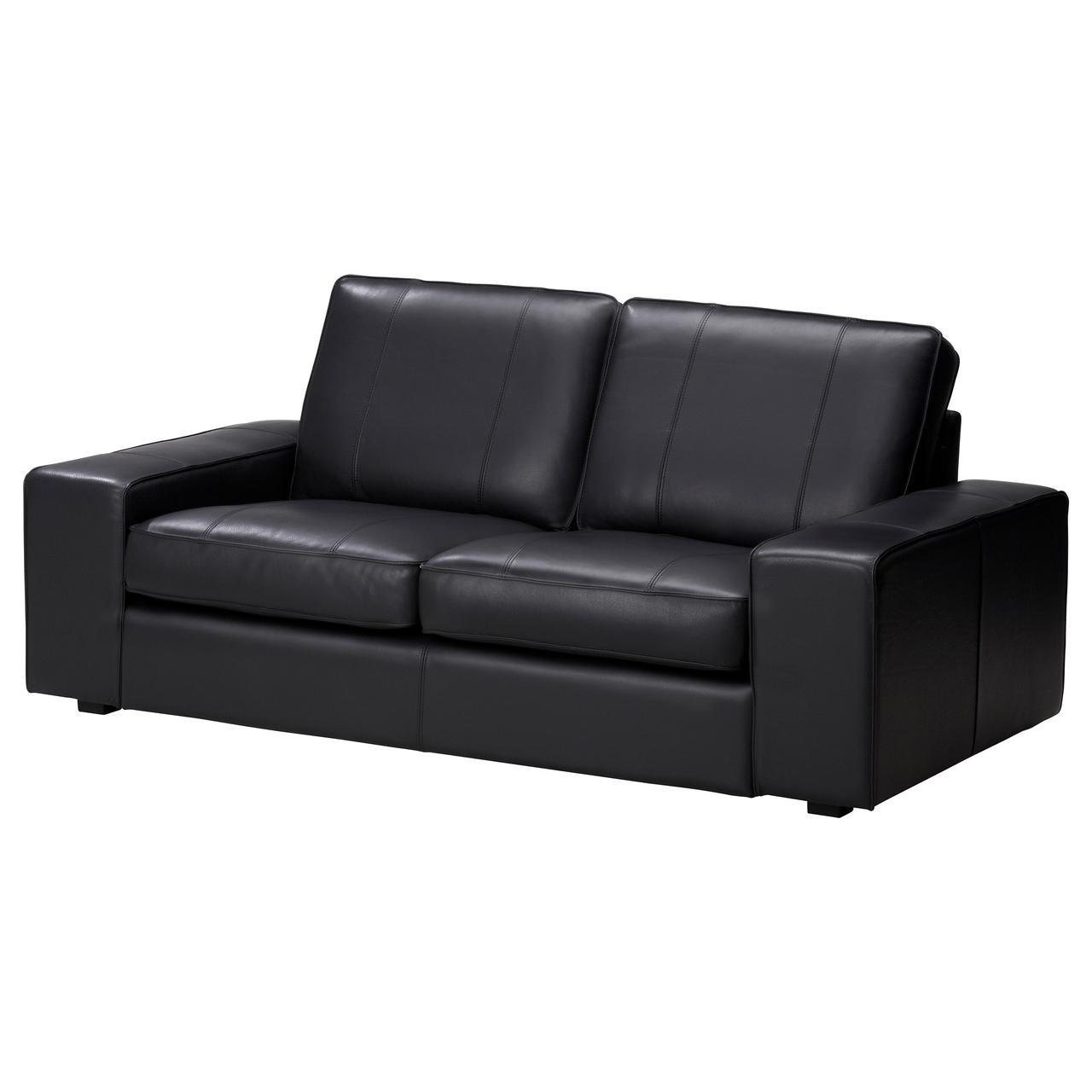 IKEA Диван кожаный KIVIK (601.985.88)