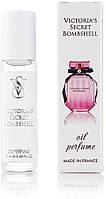 Жіночі кулькові масляні духи Victorias Secret Bombshell - 10 мл, стійкі, свіжі, солодкі, парфум