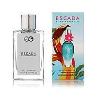 Женский мини-парфюм Escada Born in Paradise 60 мл, духи, туалетная вода, стойкие, свежие, Эскада