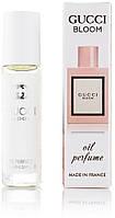 Жіночі парфуми Gucci Bloom масляні 10 мл, стійкі, свіжі, солодкі, парфум, туалетна вода, Гуччі