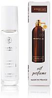 Масляный мини парфюм Montale Intense Cafe шариковый (Унисекс) 10 мл, стойкие, свежие, сладкие, духи