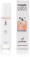 Женские духи Chanel Coco Mademoiselle масляные 10 мл, стойкие, свежие, сладкие, парфюм