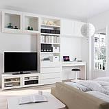 PLATSA ПЛАТСА Стелаж для касет/дисків, комбінація - IKEA, фото 2