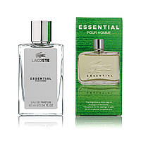 Мужской парфюм стойкий Lacoste Essential 60мл, духи, туалетная вода, стойкие, свежие, сладкие