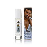 Мужской масляный парфюм Dolce&Gabbana K 10 мл, стойкие, свежие, сладкие, духи, туалетная вода