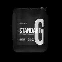 Укрепляющий грунт концентрат 1:1 Kolorit Standart Grunt 10 л