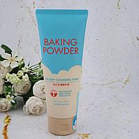Пенка для глубокого очищения кожи ETUDE HOUSE Baking Powder BB Deep Cleansing Foam 160 мл