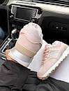 Жіночі кросівки New Balance 574 Pink, фото 6