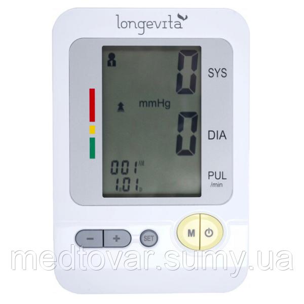 Автоматический тонометр Longevita BP-1319 USB