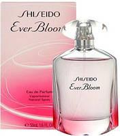 Женский парфюм Shiseido EVER BLOOM 90 мл, свежие, сладкие, стойкие, духи, шисейдо