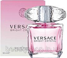 Женская туалетная вода Versace Bright Crystal 90 ml, парфюм, духи, Версаче, стойкие, сладкие, свежие