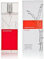 Женский парфюм, духи Armand Basi in Red 100мл, туалетная вода, Арманд Бази, стойкие, свежие, сладкие