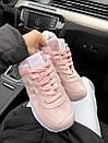Жіночі кросівки New Balance 574 Pink, фото 5