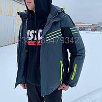 Мужская зимняя куртка Snow Headquarter