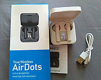 Наушники Беспроводные блютуз AirDots Air2S гарнитура Bluetooth ксиоми xiaomi mi Redmi Air 2S безпровідні