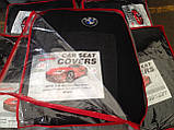 Авточехлы Favorite на BMW 3(E-46)2001-2005 sedan,БМВ 3(Е-46), фото 2