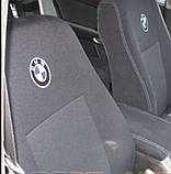 Авточехлы Favorite на BMW 3(E-46)2001-2005 sedan,БМВ 3(Е-46), фото 6