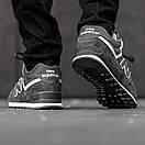 Кроссовки зимние мужские New Balance 574, серые, фото 3