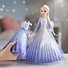 Frozen Холодное сердце 2 Кукла Принцесса Дисней Волшебное превращение, Эльза, 28 см Hasbro E9420, фото 4