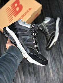 Кроссовки мужские New BALANCE 710 black \ grey
