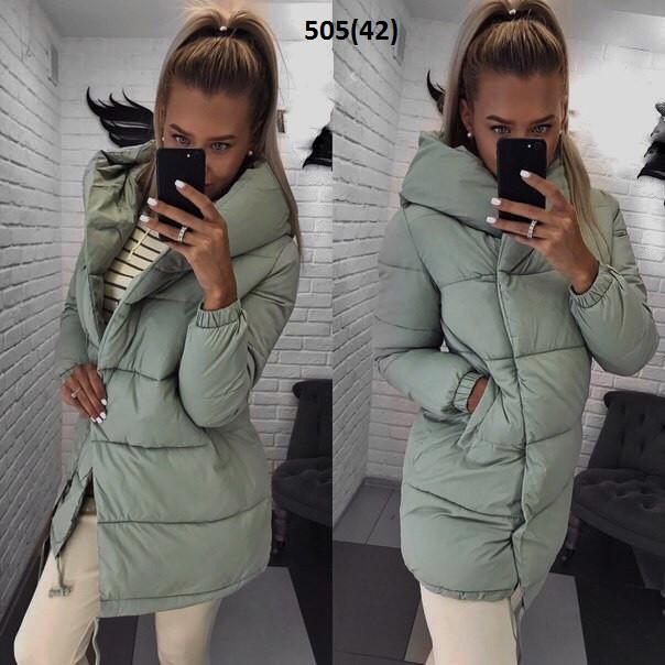 Куртка женская зимняя 505 (42)