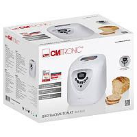 Автоматическая хлебопечка Clatronic BBA 3505, 600 вт, 12 программ, 1 кг хлеб