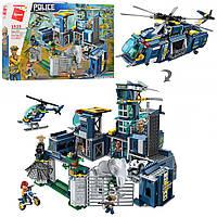 Полицейский участок Конструктор Лего Детский конструктор Развивающие игрушки