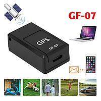 GPS Трекер Tracking CF07 (контроль движения/запись звука) 3.5 см*2.0 см Мини