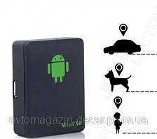 GPS Трекер Tracking MINI A8 (контроль движения) 4.3 см*3.2 см