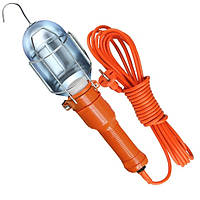 Переноска от розетки 10м  220V c выключателем  оранжевая Elegant 101 535   (25шт/ящ)