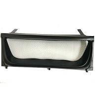 Решетка бампера  Lanos  (гладкая с сеткой) 09310