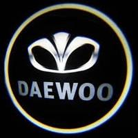 Логотип на лазерный проэктор Daewoo (2шт)