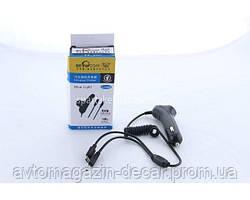 Зарядка 3в1 MicroUSB/Nokia 6101 провод+ 1 USB (блистер) H0075