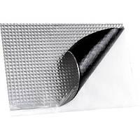 Виброизоляция Formula 700*500*2,0 (60мкм) (битил-каучук с фольг.) (15шт) упаковка