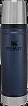 Лот №26, Термос STANLEY Classic Legendary 0.59 литра темно-синий, состояние (5-) по пятибалльной шкале, фото 3