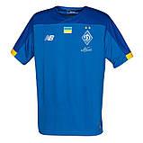 Футболка игровая New Balance Dynamo Kiev Mens SS Away Shirt 2019/20 (оригинал), фото 3