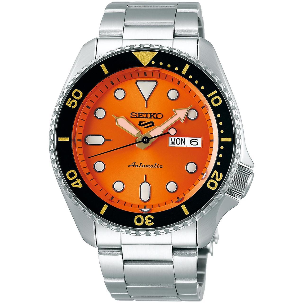 Часы Seiko 5 Sports SRPD59K1 Automatic 4R36.