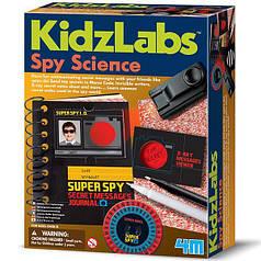 Набір шпигуна 4M Секретні повідомлення (00-03295)