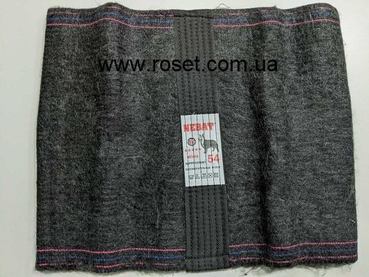 Пояс согревающий из собачьей шерсти Nebat - лечебный пояс для спины