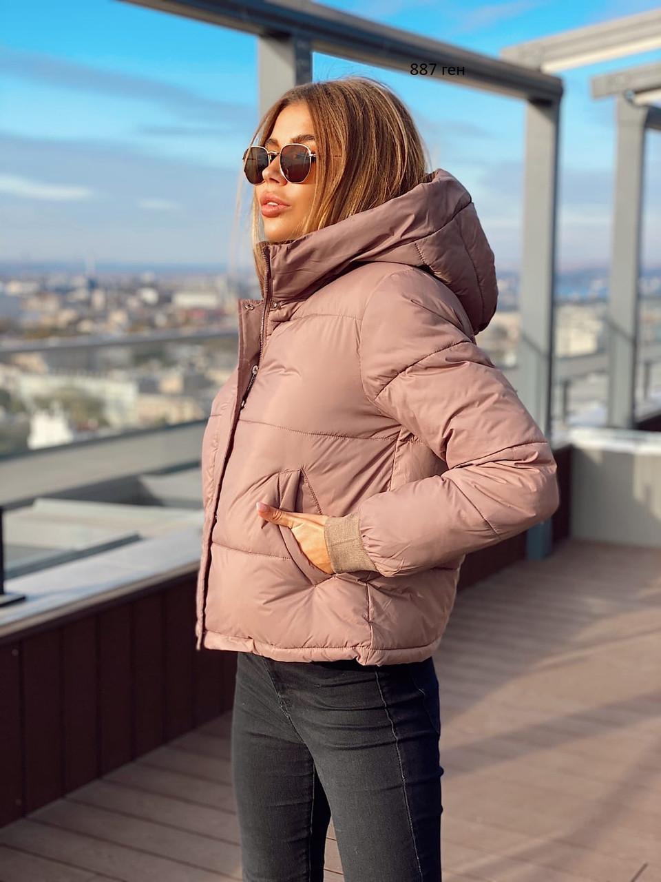 Куртка женская зима 887 ген
