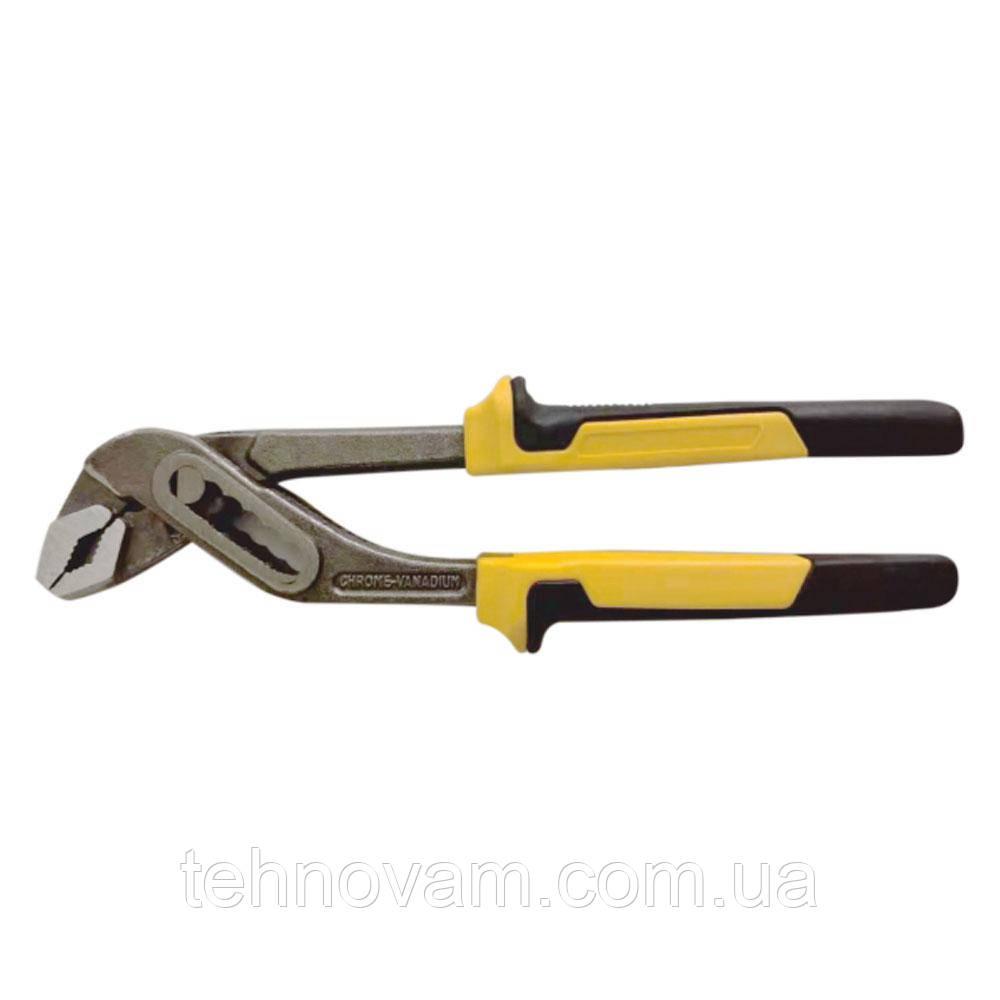 Клещи переставные для труб 200мм Standard SIGMA (4102691)