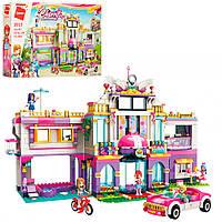 Конструктор Дом Конструктор Лего Детский конструктор Развивающие игрушки